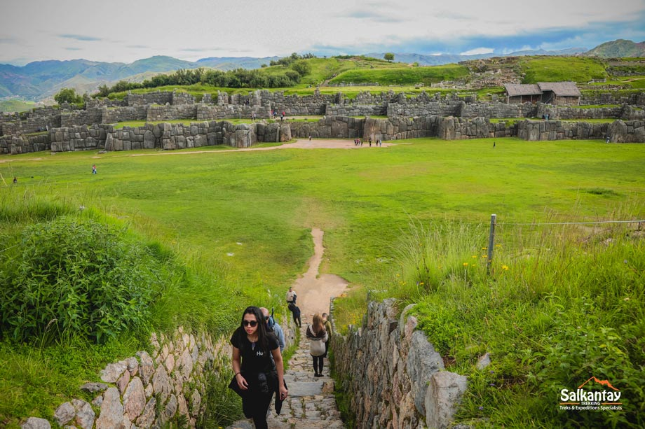 Sacsayhuaman is a important place when you take the city tour