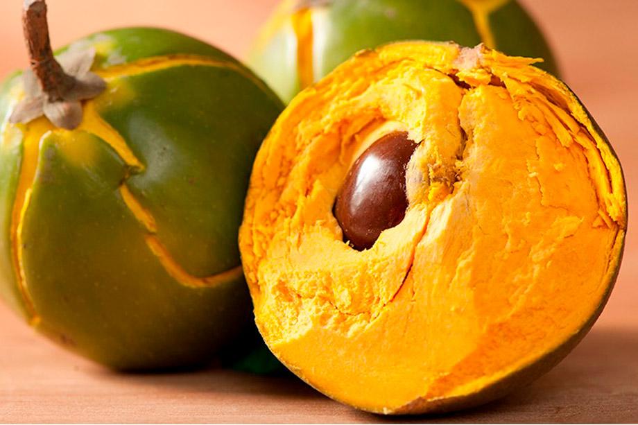 Lucuma, lucma, a fruit that is peruvian super food, PromPeru
