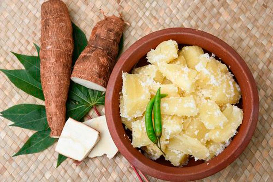 Yuca is a root and a peruvian super food, mejorconsalud.com