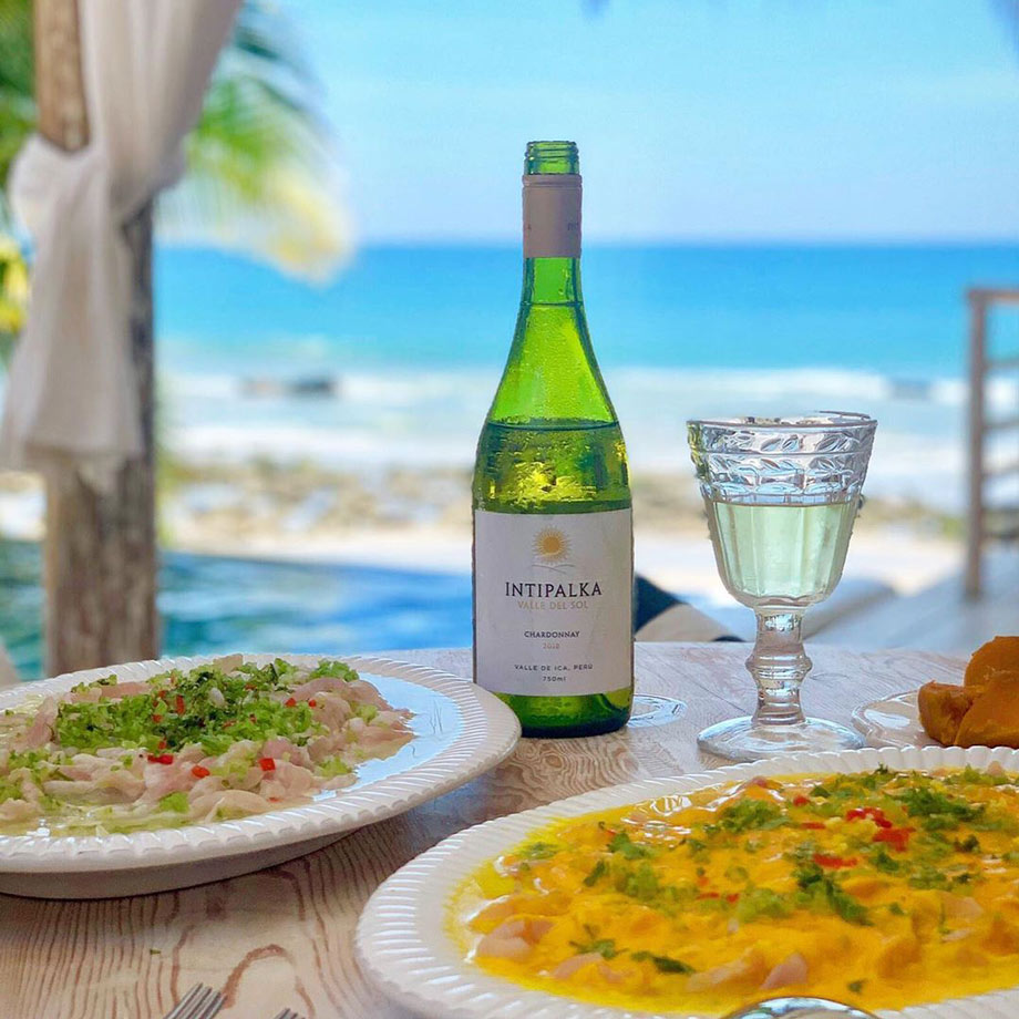 Go to the Top Restaurants if You Want Some Nice Wine with Dinner, Peru.