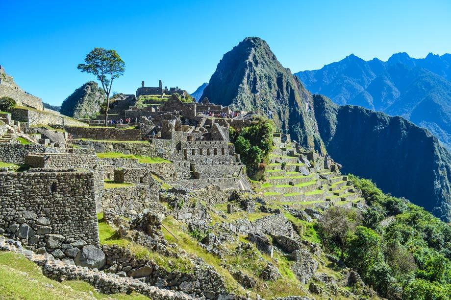 History of Cusco-Peru, Machu Picchu.