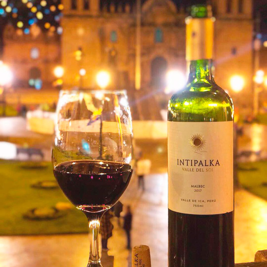 There are Some Really Tasty Options, wine of Peru.