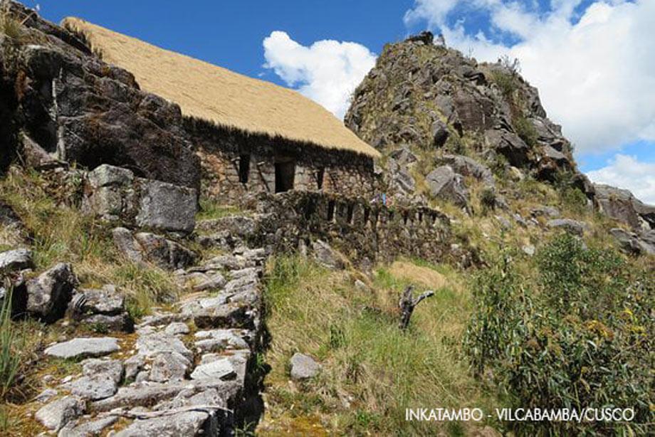 Vilcabamba, Inkatambo, Cusco