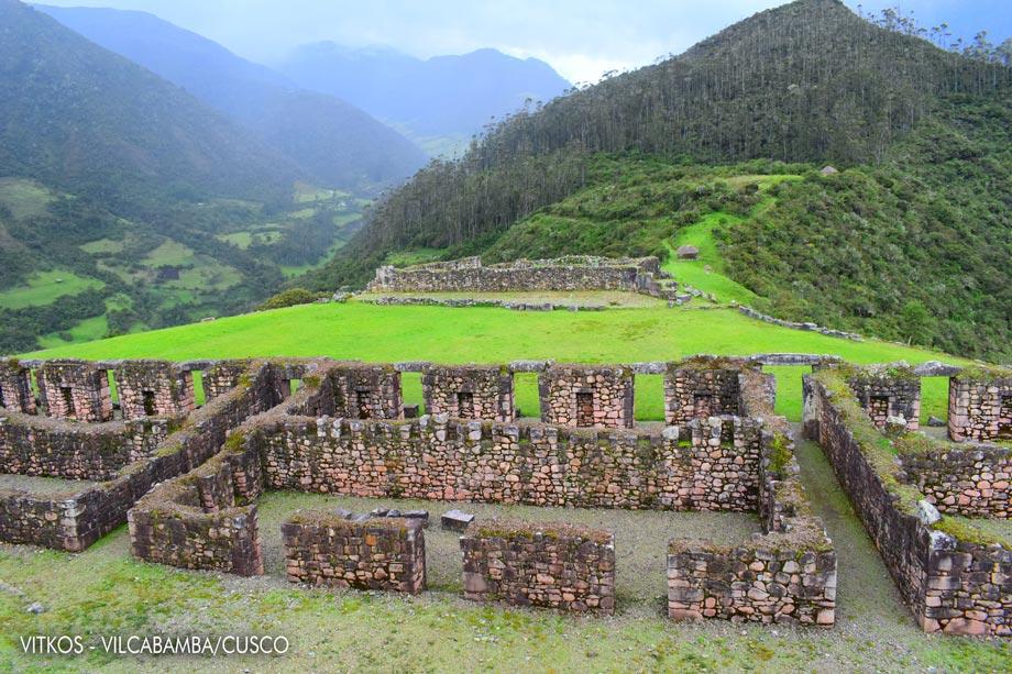 Vilcabamba, Vitkos, Cusco.