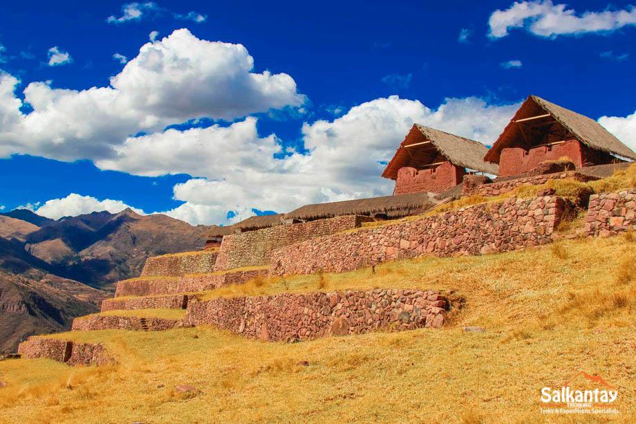 Huchuy Qosqo, little Cusco