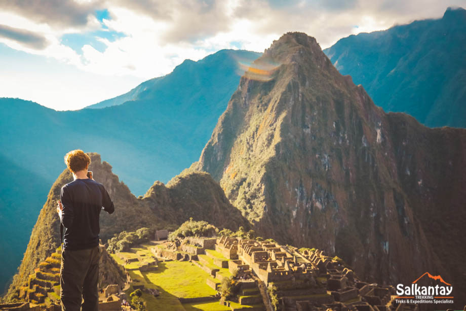 Inca trail, Trek to Machu Picchu
