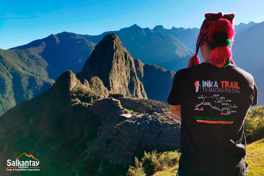 Trek to Machu Picchu, Inca Trail.