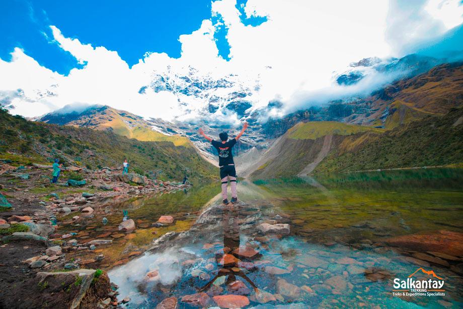 Visit as Many Sites as Possible, Humantay Lake