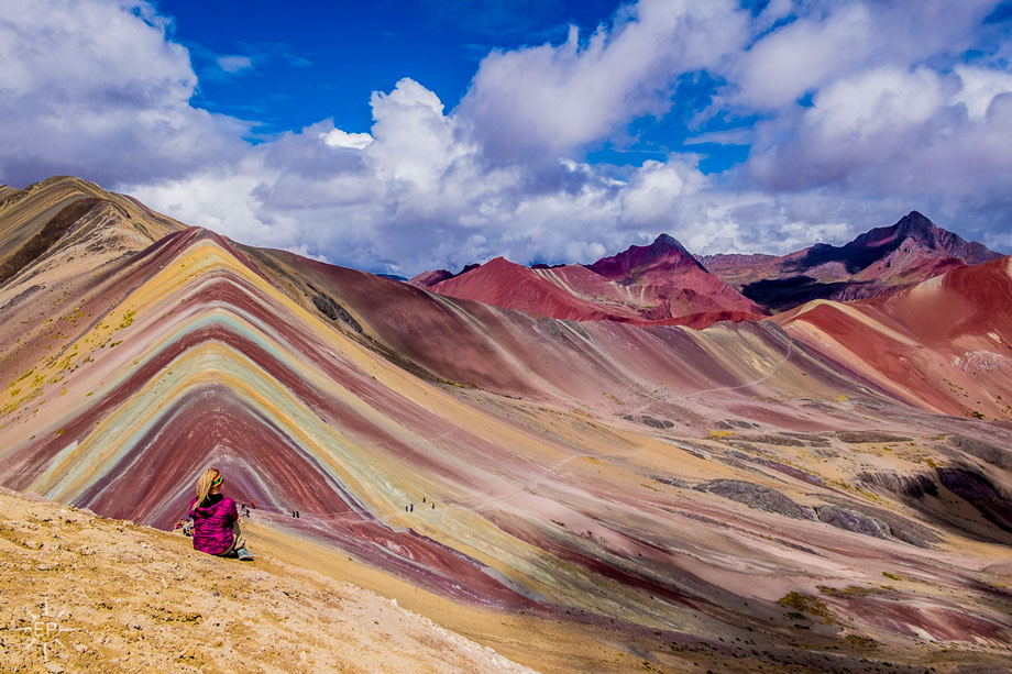 This is fast becoming one of the most visited locations in Peru, and it's no surprise with the incredible array of natural colours that have appeared over time on the side of the mountain.