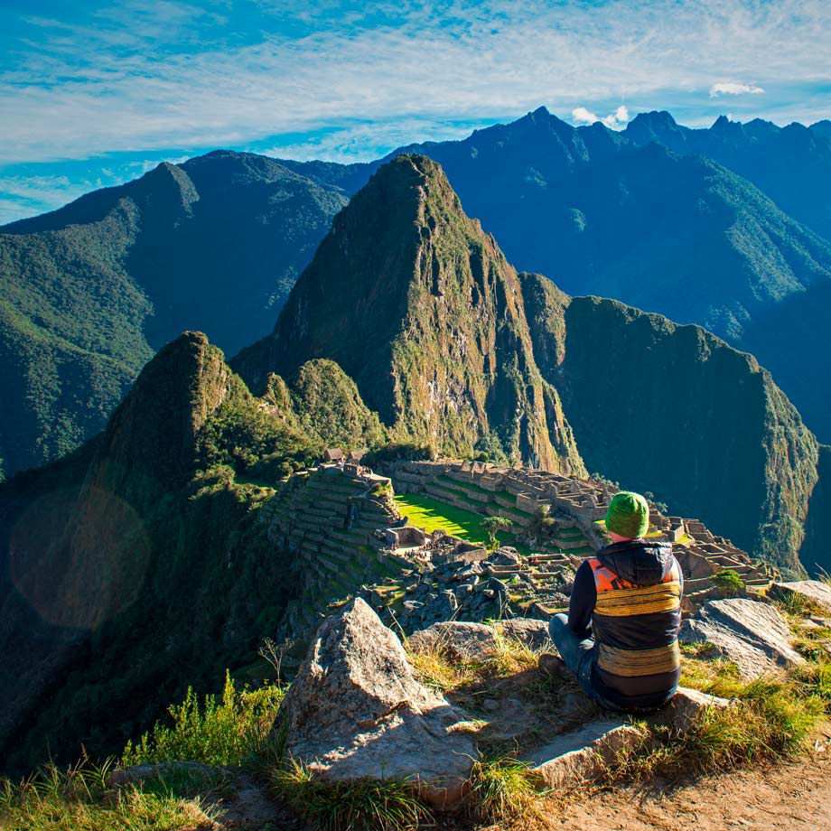 Availability of permits for the Inka Trail