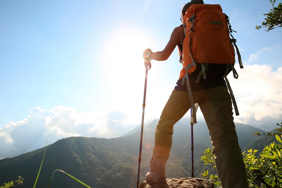 hiking food peru