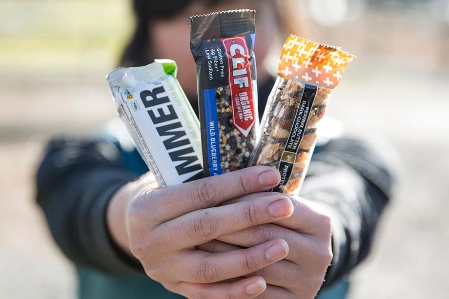 Nutrition bars, hiking food peru