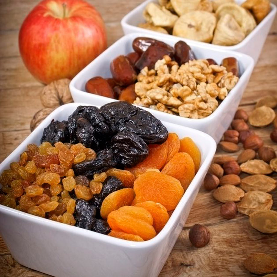 Dried Foods, hiking food peru