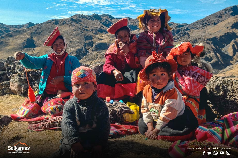 The highlights of the Lares Trek