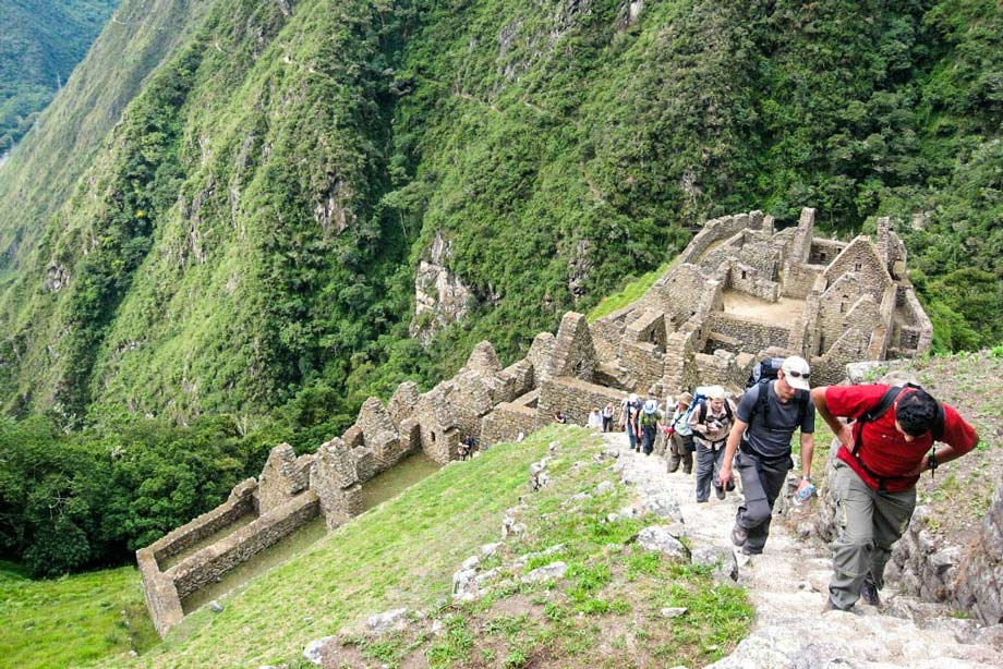 Prohibitions and restrictions in Inka Trail