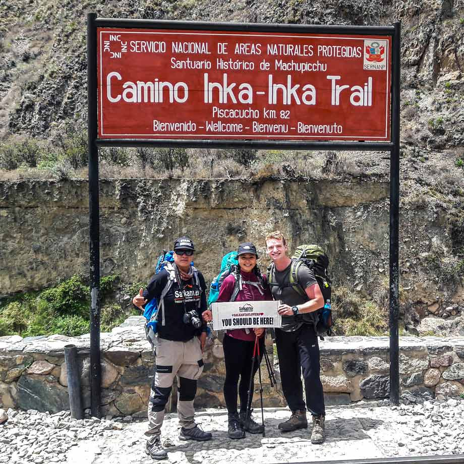Organized Groups with Travel and Tourism Agencies, Salkantay Trekking
