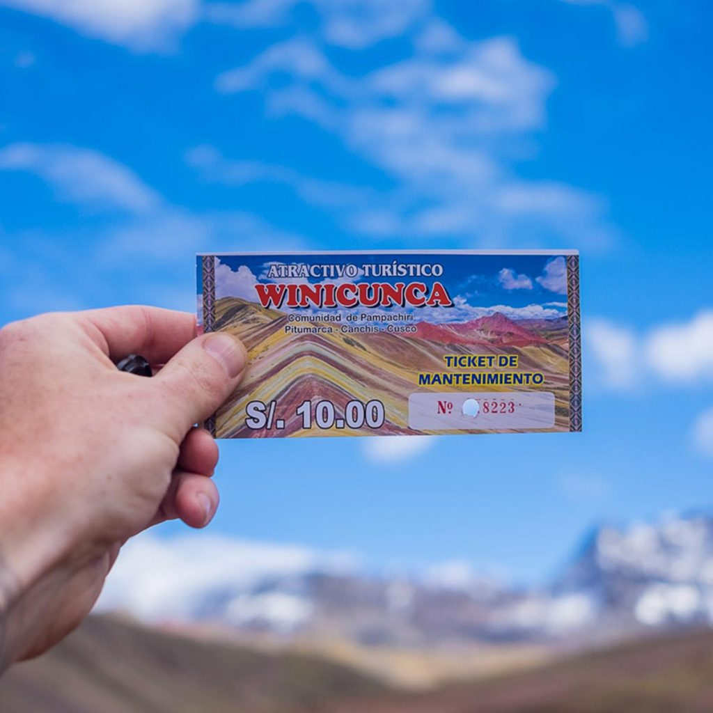 How to Book Vinicunca or Palccoyo