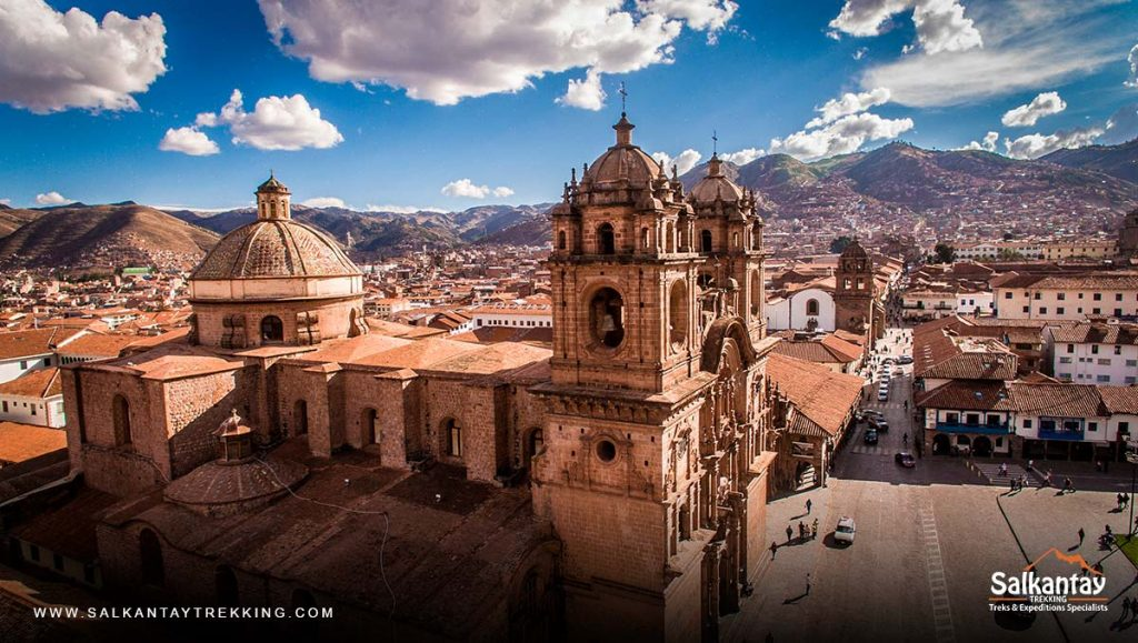 The Cathedral Basilica of the Assumption of the Virgin Cusco