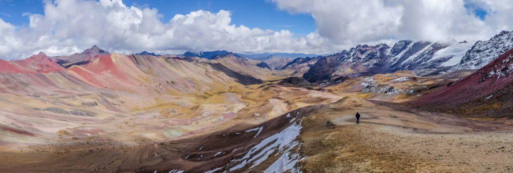 Vinicunca Landscape