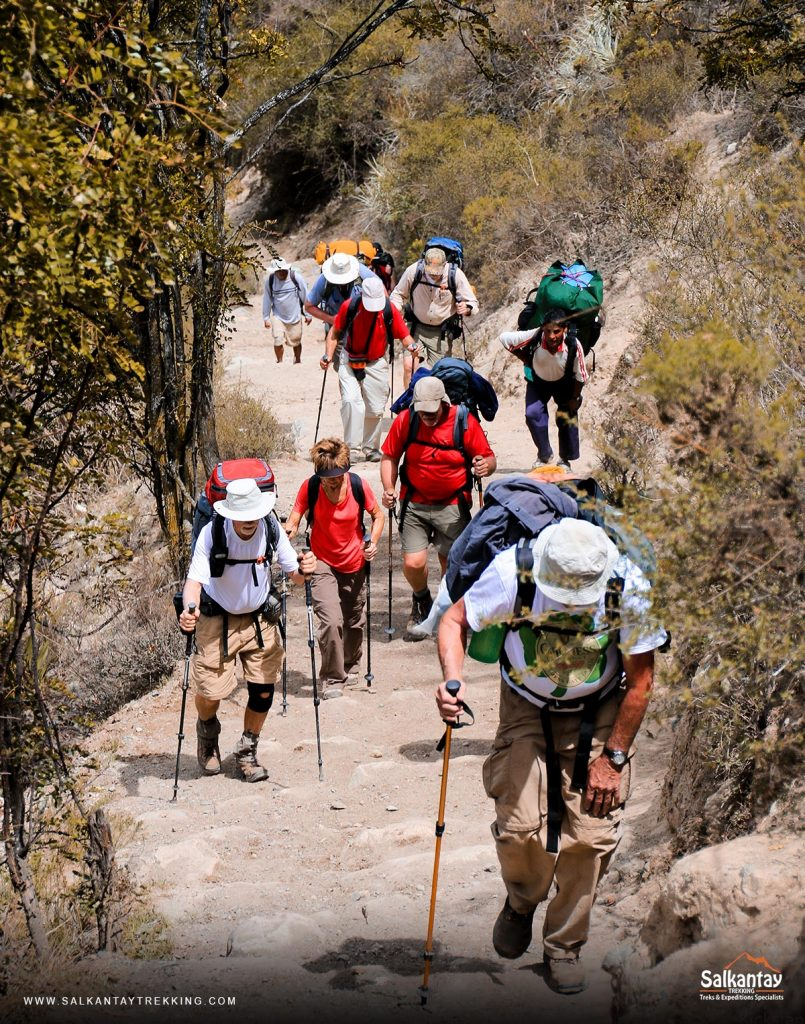 Training for the Inca Trail