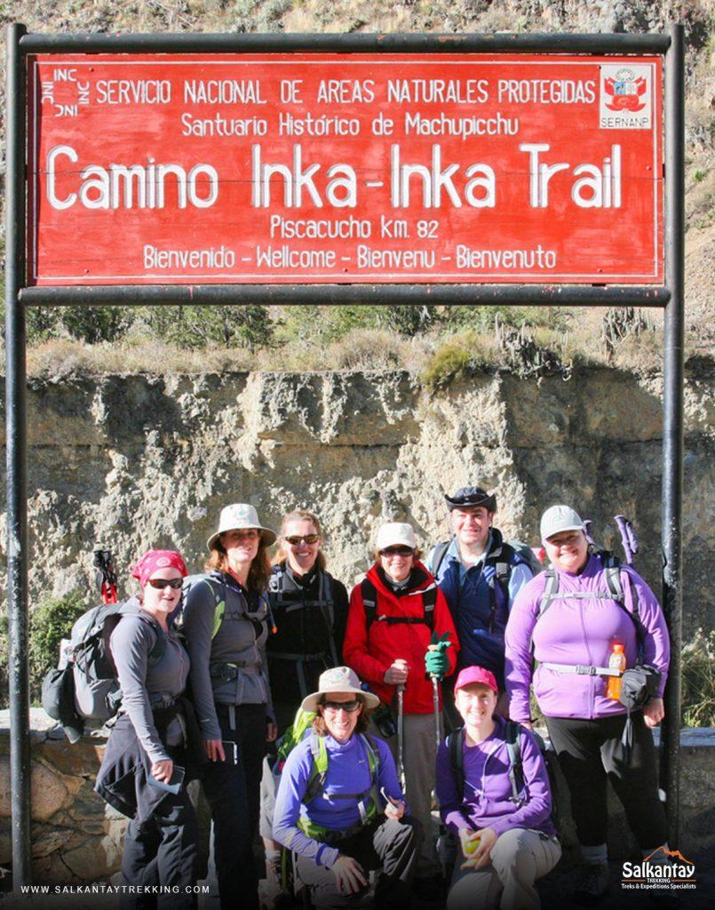 Inca Trail Classic - Km. 82