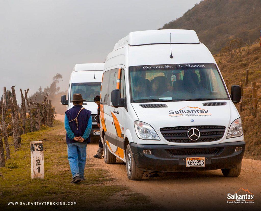 Machu Picchu by Car