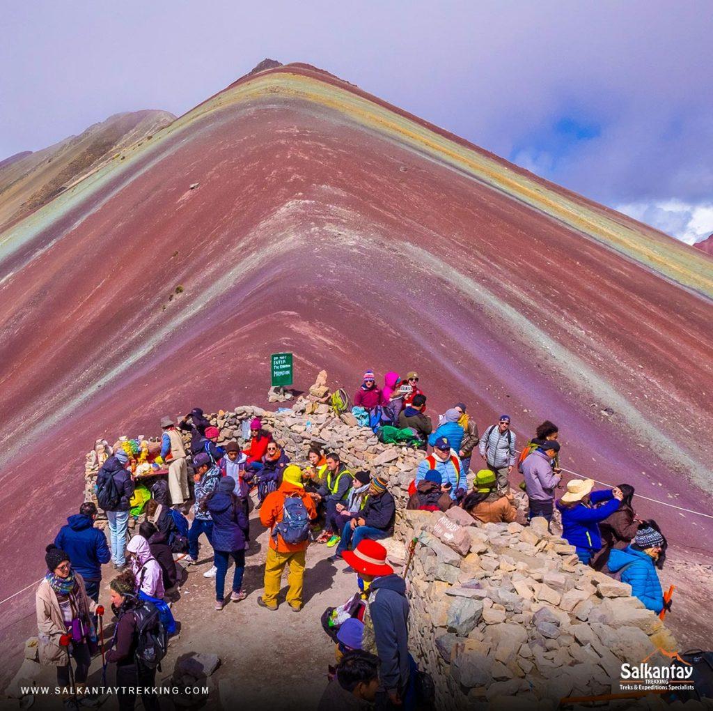 Popularity Vinicunca Rainbow Mountain