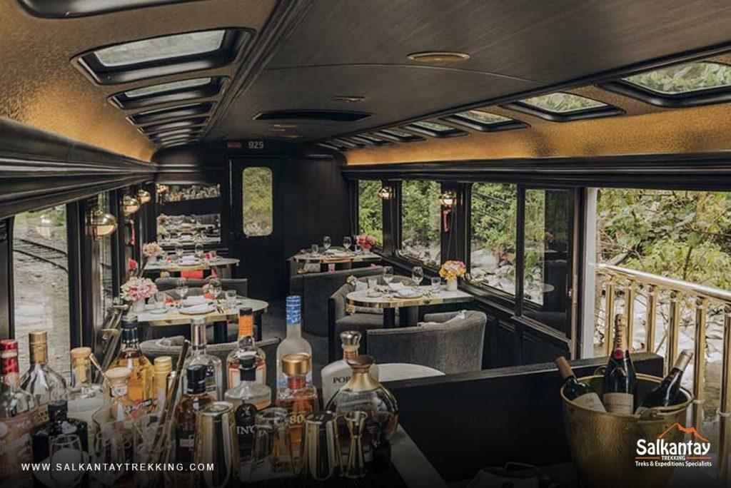 The private Machu Picchu Train
