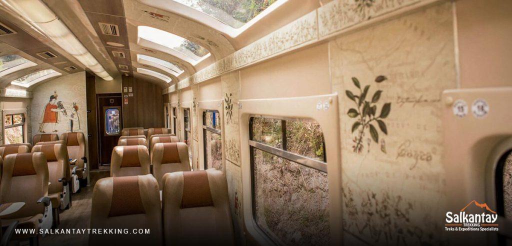 Train Expedition Peru Rail Machu Picchu