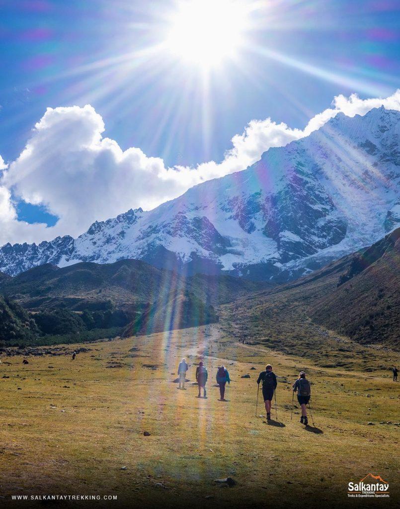 Trek to Salkantay