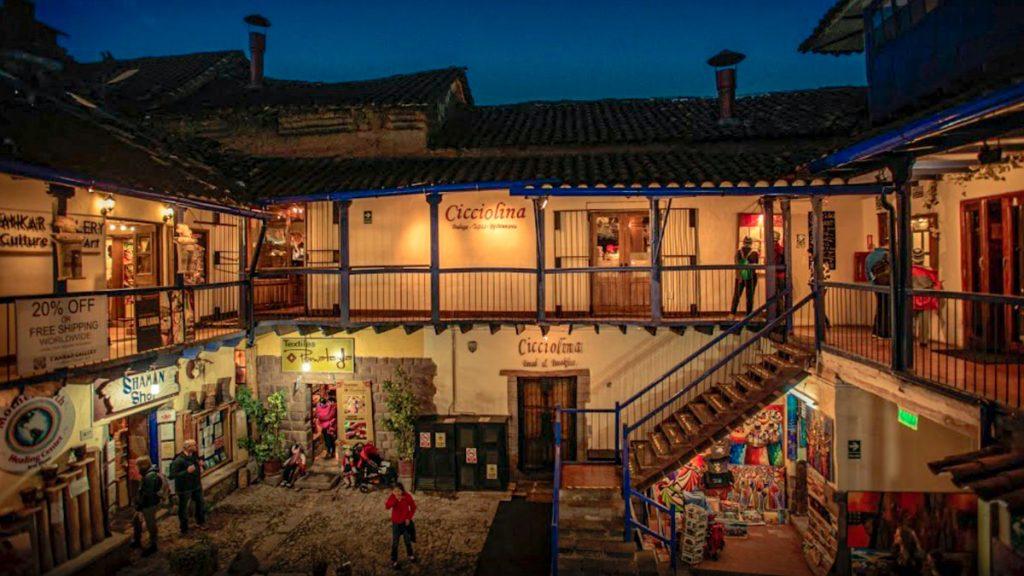 Cicciolina Restaurant Restaurants in Cusco Cuisine and Food Bar