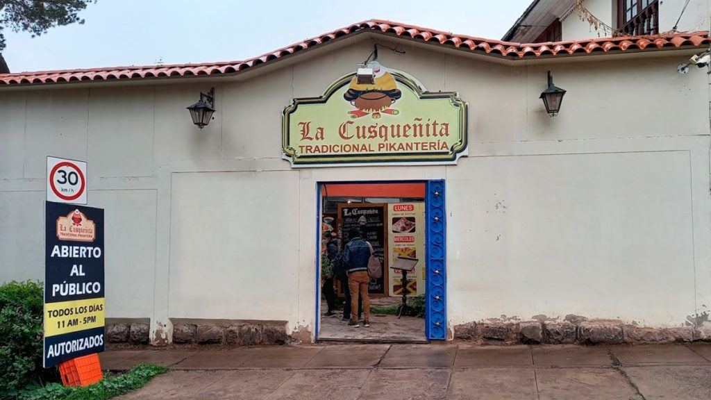 If you are in Cusco and you are looking for a good place to try traditional dishes of the region; La Cusqueñita is an option that you cannot leave out.