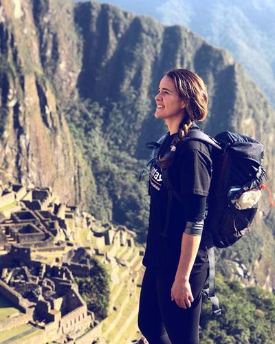Trek to Machu Picchu by @ana_inesv