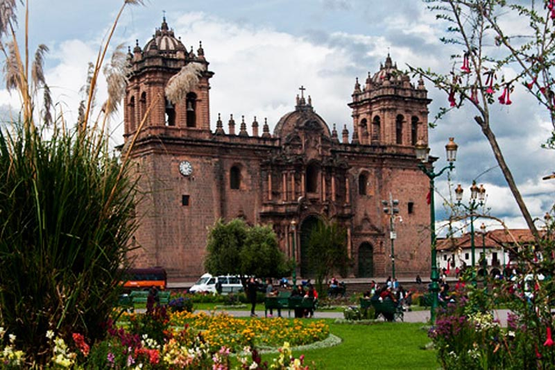 Cusco´s Cathedral