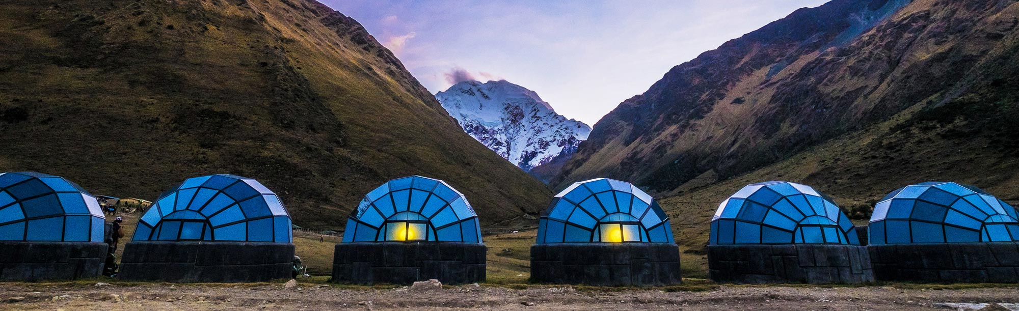 Salkantay Sky Lodge & Humantay Lake
