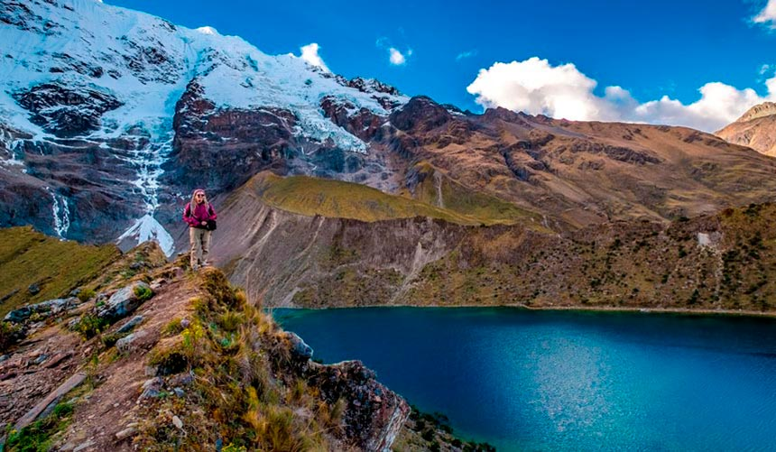 Humantay Lake - Salkantay