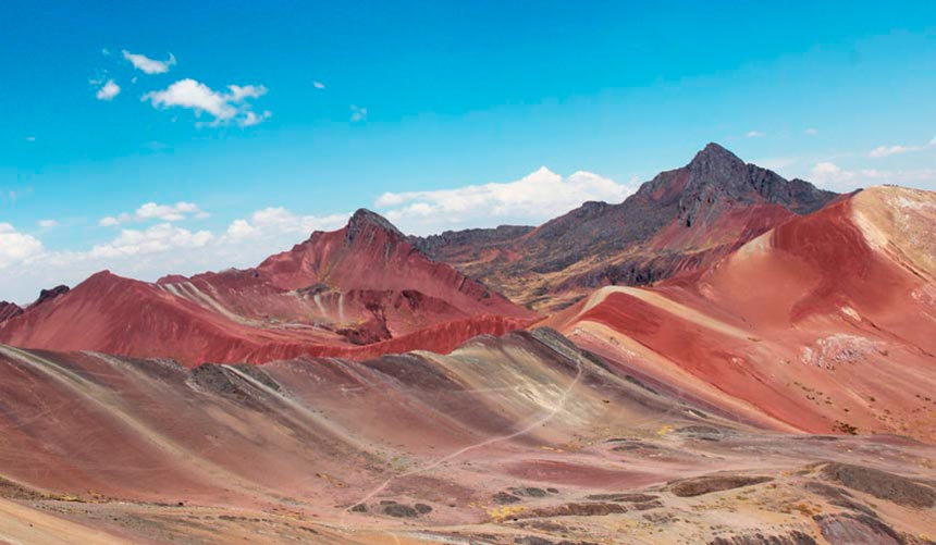 Rainbow Mountain