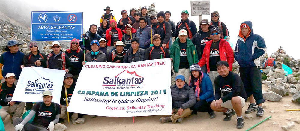 Cleaning Campaign 2014