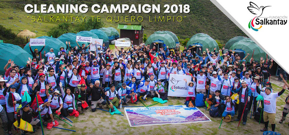 Cleaning Campaign 2018