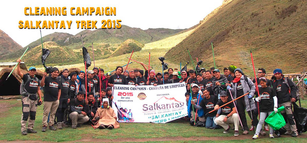 Cleaning Campaign 2015