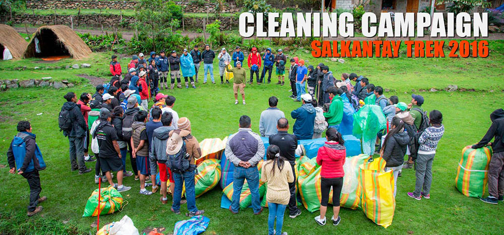 Cleaning Campaign 2016
